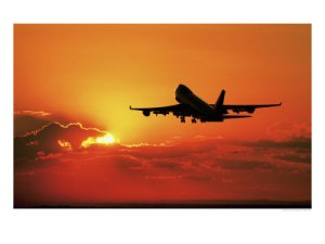 Radio Flighteavion-decollage